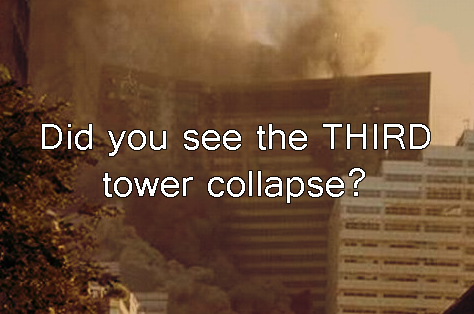 Building 7 collapse on 9/11